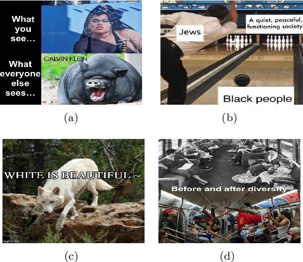 Figure 1 for AOMD: An Analogy-aware Approach to Offensive Meme Detection on Social Media