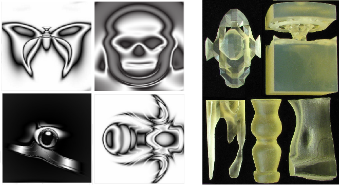 Figure 2 for Hands-free Evolution of 3D-printable Objects via Eye Tracking