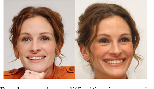 Figure 1 for Automatic Recognition of Facial Displays of Unfelt Emotions
