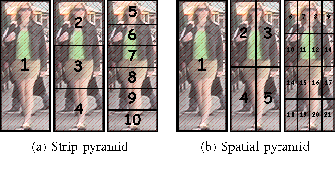 Figure 2 for Orientation Driven Bag of Appearances for Person Re-identification