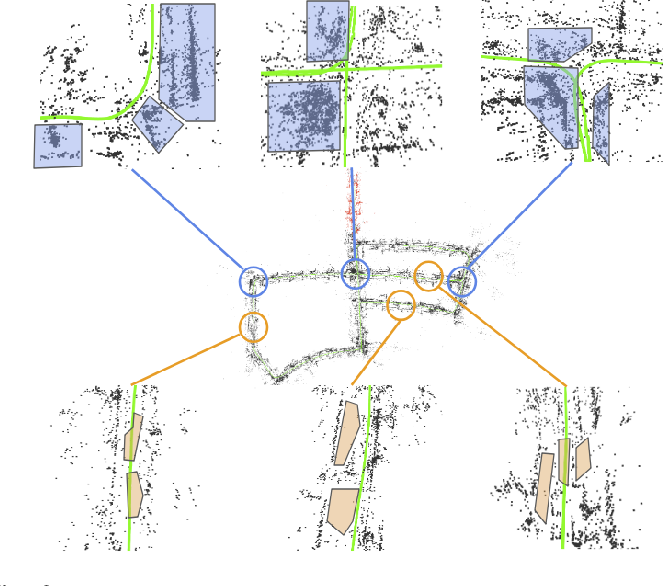 Figure 2 for Creating Navigable Space from Sparse Noisy Map Points