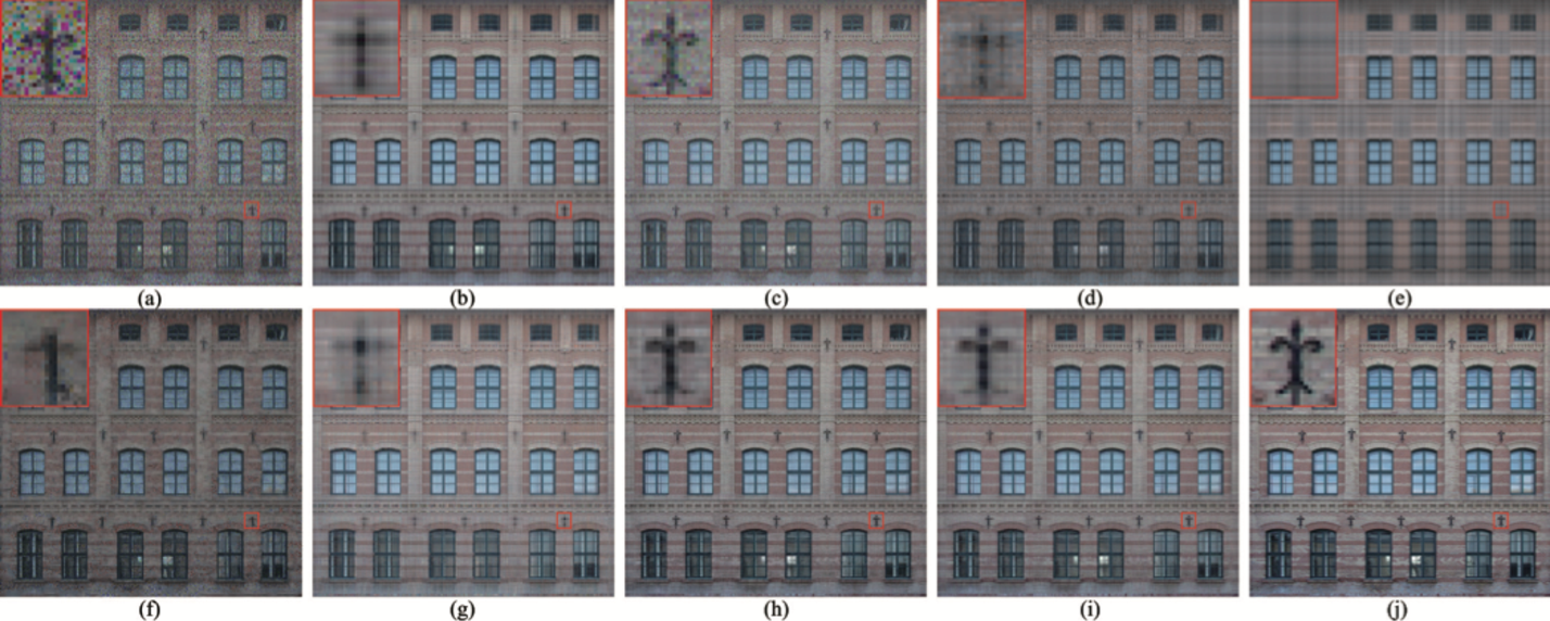 Figure 2 for A General Model for Robust Tensor Factorization with Unknown Noise