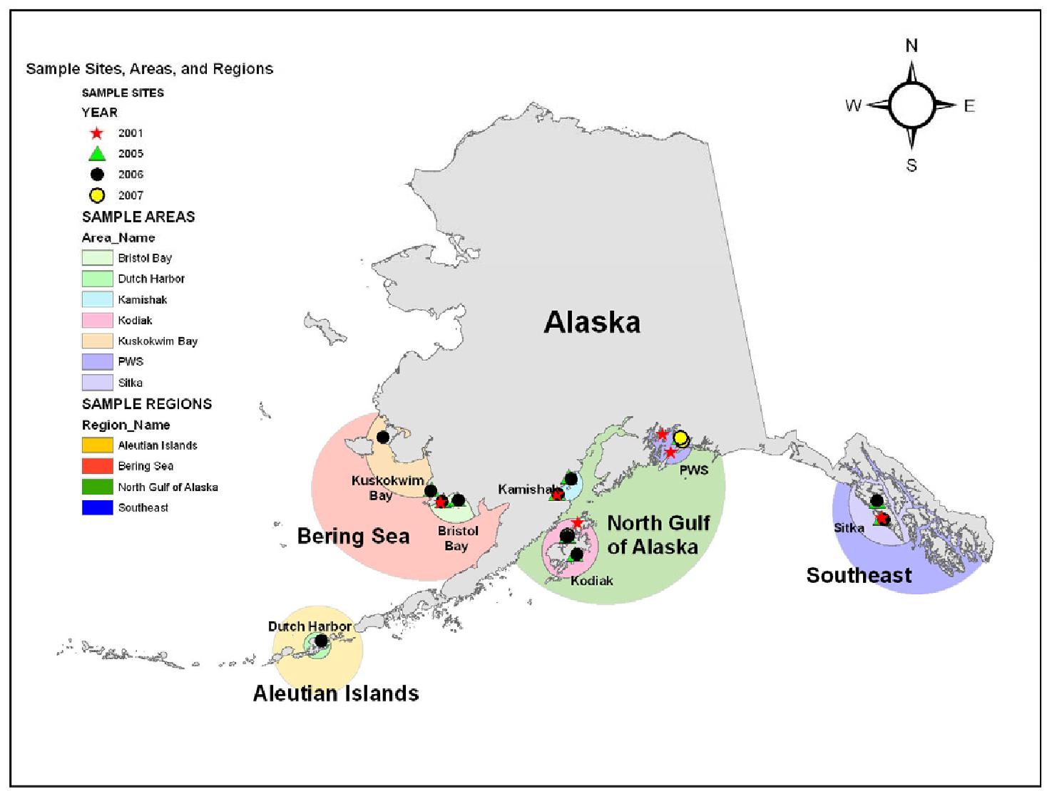 Figure 1 from Exxon Valdez Oil Spill Restoration Project Final