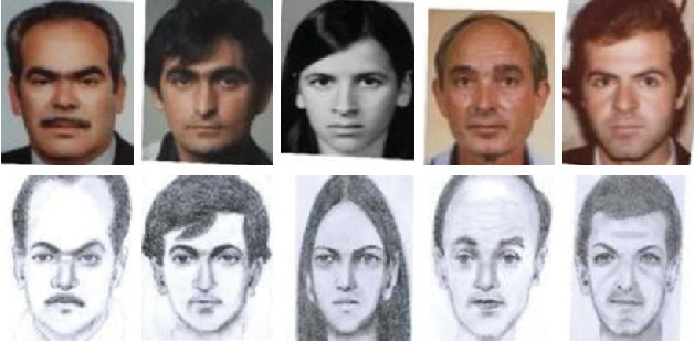 Figure 2 for Sparse Graphical Representation based Discriminant Analysis for Heterogeneous Face Recognition