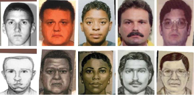 Figure 4 for Sparse Graphical Representation based Discriminant Analysis for Heterogeneous Face Recognition