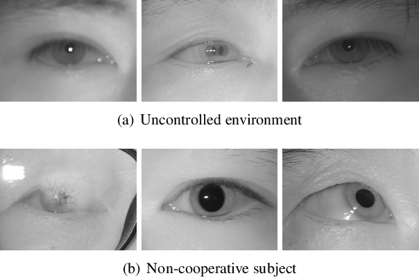 Figure 3 for Recognition Oriented Iris Image Quality Assessment in the Feature Space