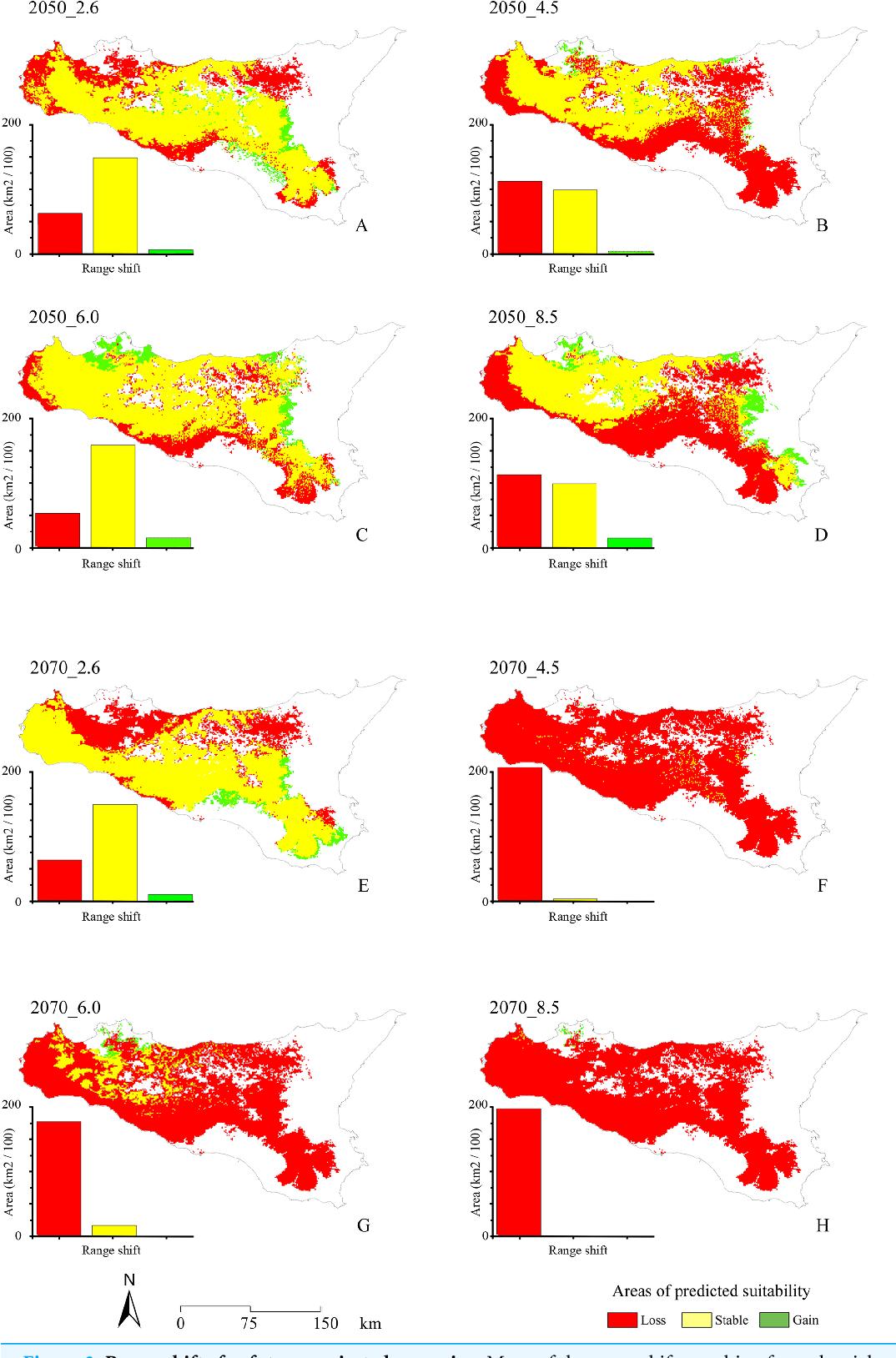 PDF] Coupling GIS spatial analysis and Ensemble Niche