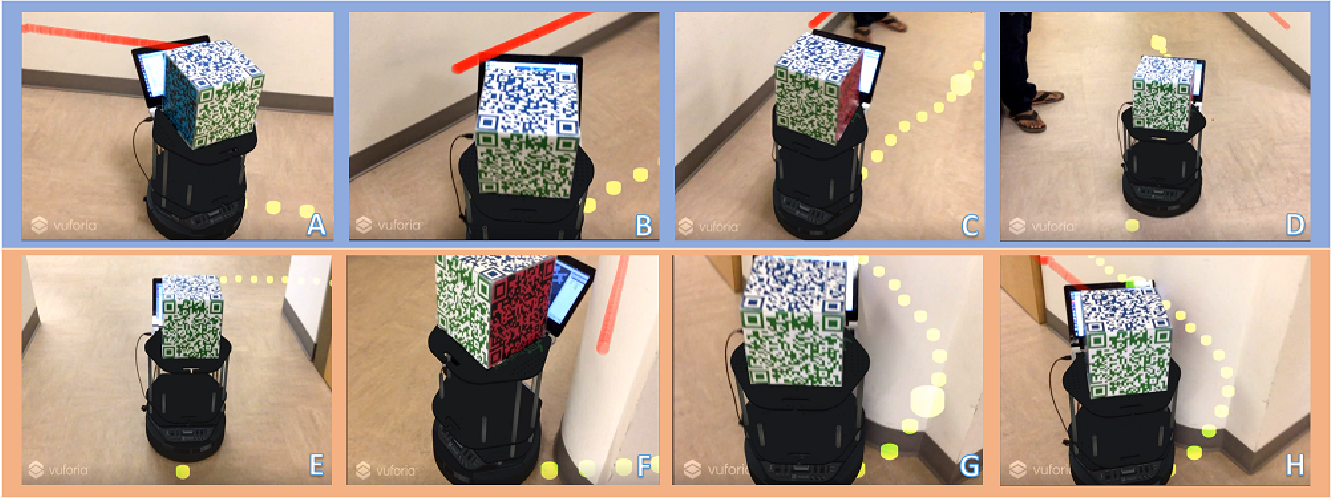 Figure 4 for SENSAR: A Visual Tool for Intelligent Robots for Collaborative Human-Robot Interaction