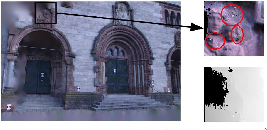 Figure 4 for Rendu basé image avec contraintes sur les gradients