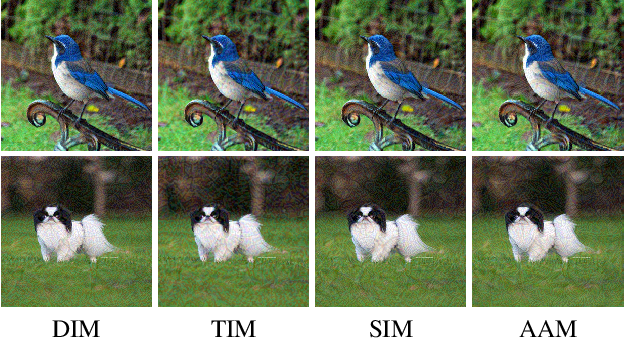 Figure 1 for Admix: Enhancing the Transferability of Adversarial Attacks