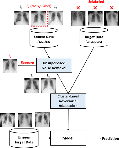 Figure 1 for Towards Robust Cross-domain Image Understanding with Unsupervised Noise Removal