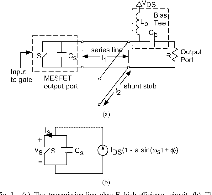 PDF] Switched-mode high-efficiency microwave power amplifiers in a