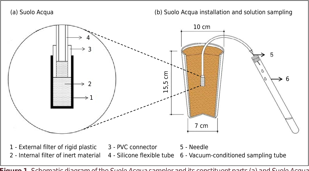 Figure 1 from Electrical Conductivity and Chemical Composition of