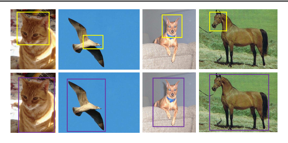 Figure 1 for Cascade Attentive Dropout for Weakly Supervised Object Detection