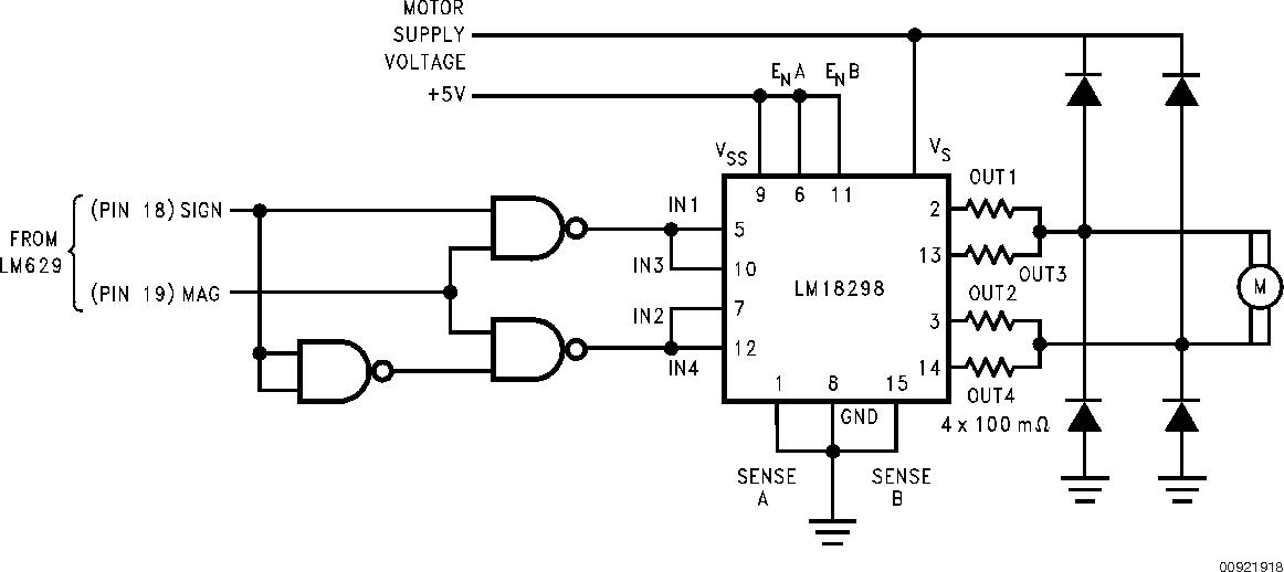 table 7 from lm628 lm629 precision motion controller semantic scholar rh semanticscholar org