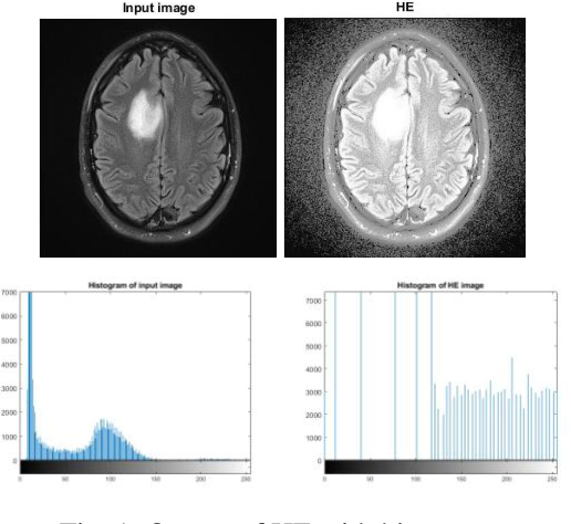 Figure 1 for Medical Image Enhancement Using Histogram Processing and Feature Extraction for Cancer Classification