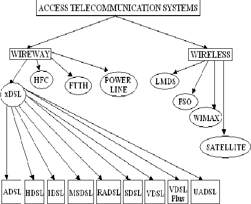 Expert System For Access Telecommunication Networks