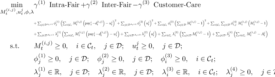 Figure 3 for Subgroup Fairness in Two-Sided Markets