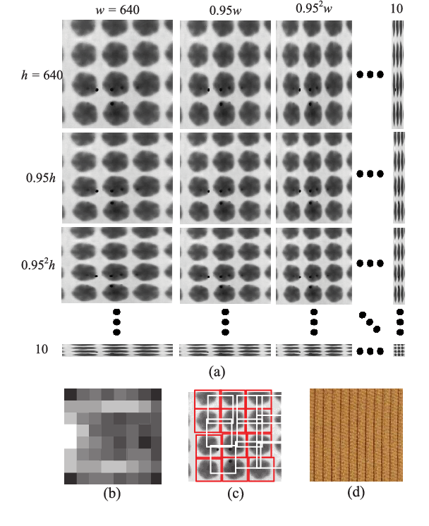 Figure 4 for Texture Classification in Extreme Scale Variations using GANet