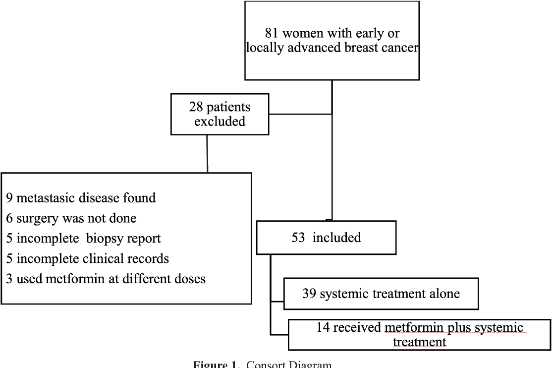 PDF] Neoadjuvant Metformin Added to Systemic Therapy Increases