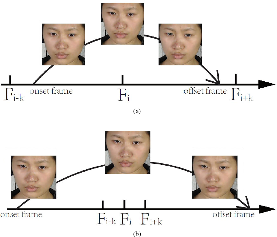 Figure 4 for Spotting Macro- and Micro-expression Intervals in Long Video Sequences