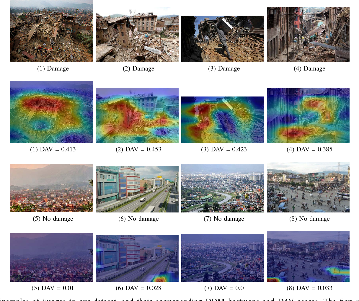 Figure 2 for Localizing and Quantifying Damage in Social Media Images
