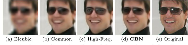 Figure 3 for Deep Cascaded Bi-Network for Face Hallucination