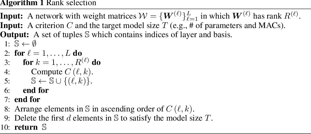 Figure 2 for Scalable Deep Neural Networks via Low-Rank Matrix Factorization