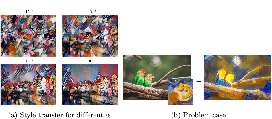 Figure 3 for Style Transfer With Adaptation to the Central Objects of the Scene