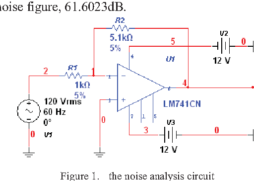 noise analysis for electronic circuit using multisim semantic scholarElectronic Circuit Noise Analysis #2