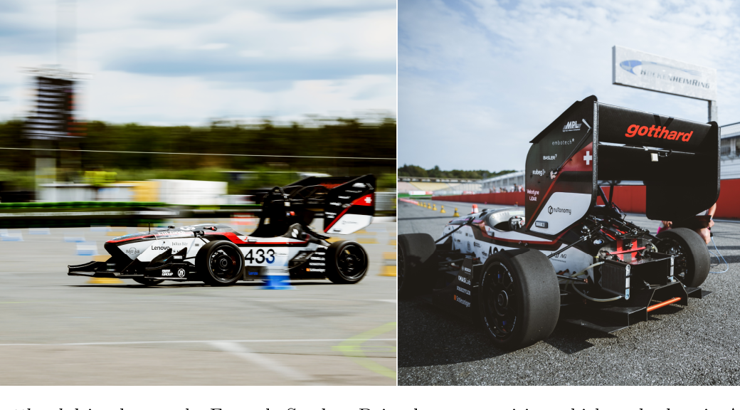 Figure 1 for AMZ Driverless: The Full Autonomous Racing System