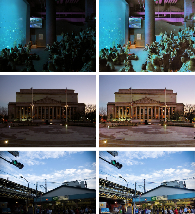 Figure 1 for BLNet: A Fast Deep Learning Framework for Low-Light Image Enhancement with Noise Removal and Color Restoration