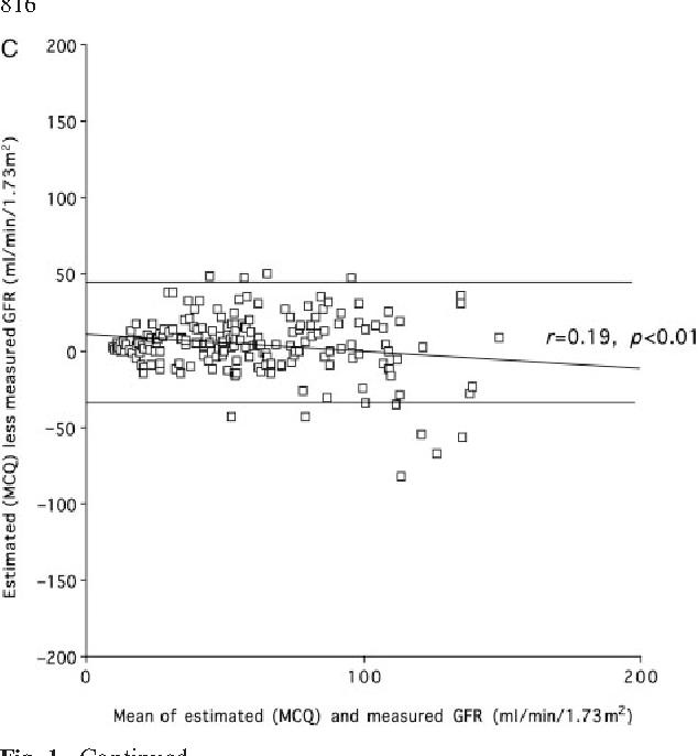 PDF] The Mayo Clinic quadratic equation improves the