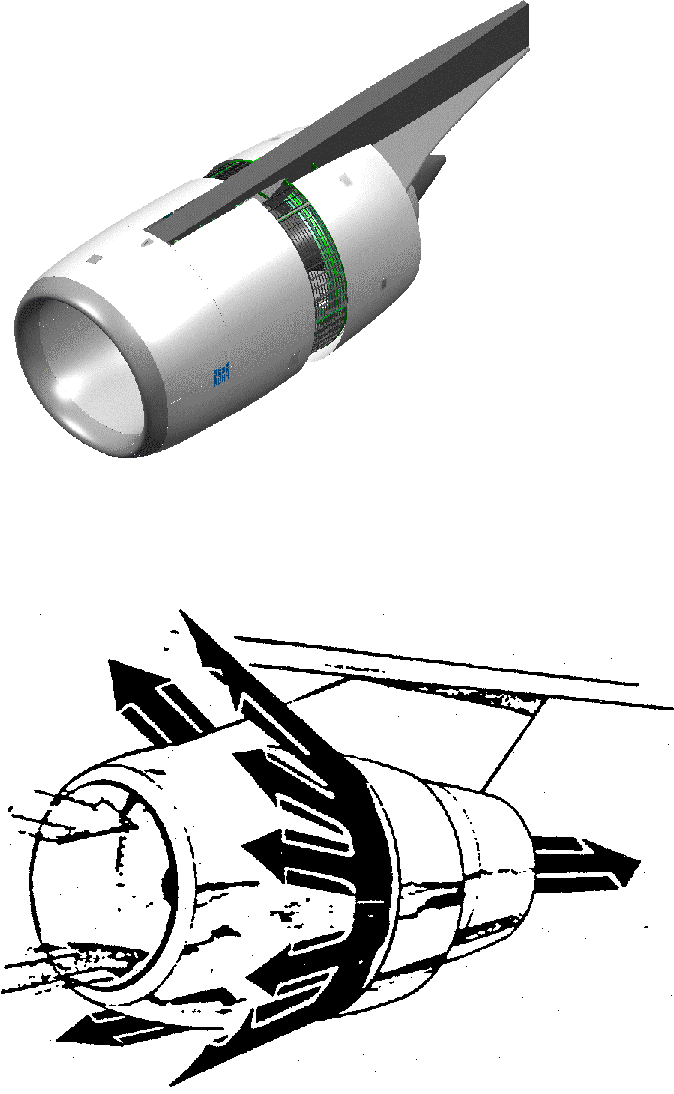 Restricting The Use Of Reverse Thrust As An Emissions Reduction