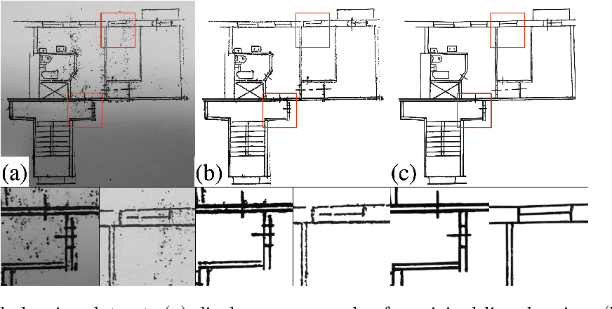 Figure 4 for Deep Vectorization of Technical Drawings