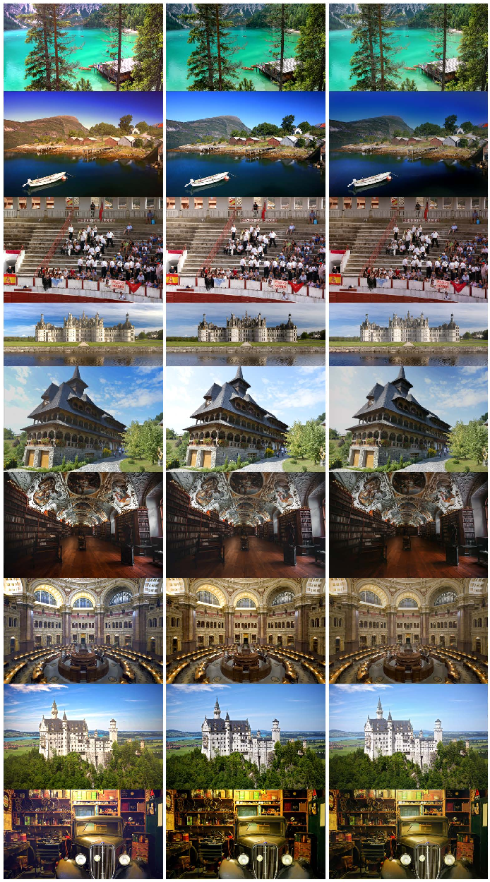 Figure 3 for Perceptually Optimized Generative Adversarial Network for Single Image Dehazing