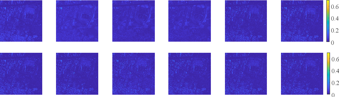 Figure 2 for A Plug-and-Play Priors Framework for Hyperspectral Unmixing