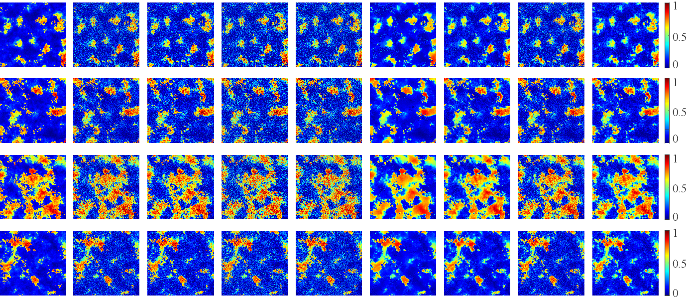 Figure 4 for A Plug-and-Play Priors Framework for Hyperspectral Unmixing