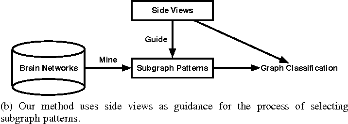 Figure 2 for Mining Brain Networks using Multiple Side Views for Neurological Disorder Identification