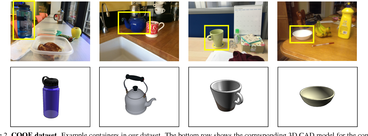 Figure 3 for See the Glass Half Full: Reasoning about Liquid Containers, their Volume and Content