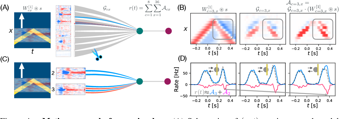 Figure 4 for From deep learning to mechanistic understanding in neuroscience: the structure of retinal prediction