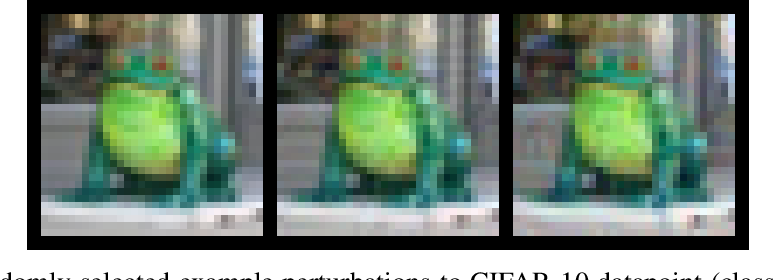 Figure 4 for Adversarial Examples Make Strong Poisons