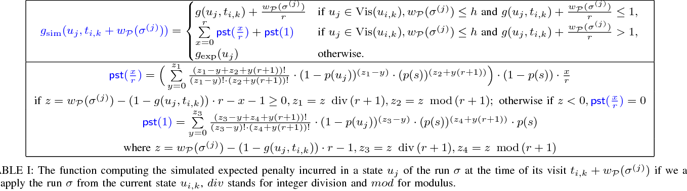 Figure 4 for Optimal Receding Horizon Control for Finite Deterministic Systems with Temporal Logic Constraints