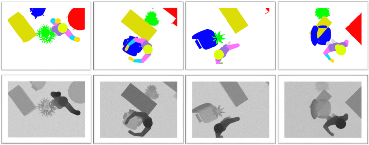 Figure 4 for Low-Cost Scene Modeling using a Density Function Improves Segmentation Performance