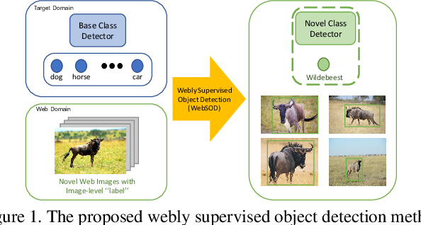 Figure 1 for Exploring Bottom-up and Top-down Cues with Attentive Learning for Webly Supervised Object Detection