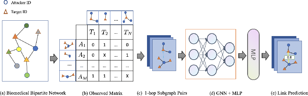 Figure 1 for Heterogeneous Graph based Deep Learning for Biomedical Network Link Prediction