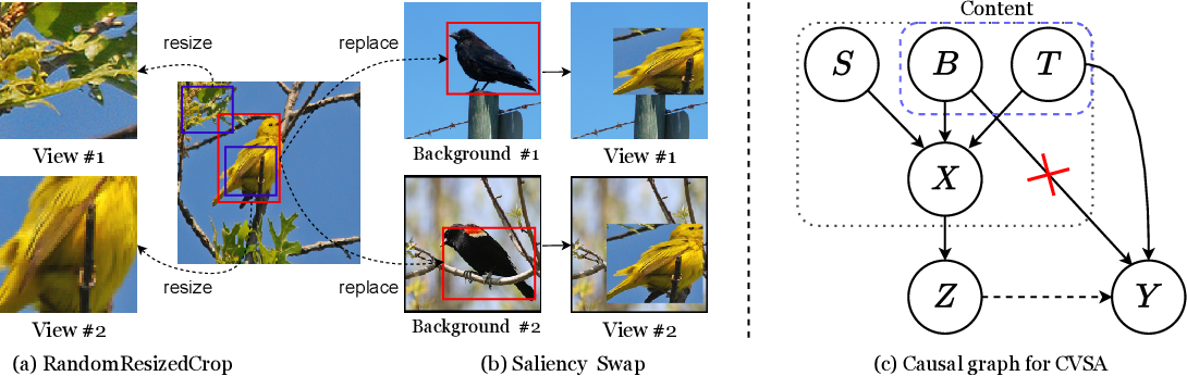 Figure 1 for Align Yourself: Self-supervised Pre-training for Fine-grained Recognition via Saliency Alignment