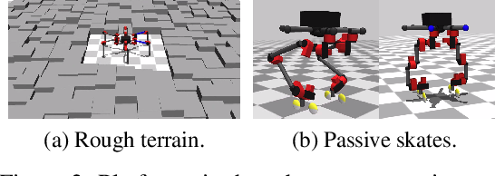 Figure 3 for Towards General and Autonomous Learning of Core Skills: A Case Study in Locomotion