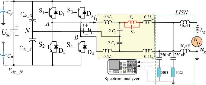 lcl-filter-based single-phase grid-tied inverter