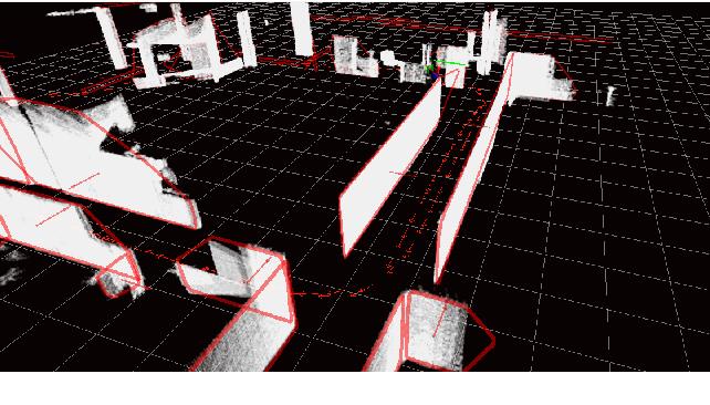 Figure 1 for Context Aware Robot Navigation using Interactively Built Semantic Maps